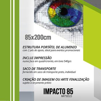 Roll-up Impacto 85