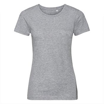 T-shirt Authentic TEE Pure Organic Ladies,100% Alg. orgânico